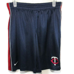 Minnesota Twins Nike Athletic Shorts Boys L(16/18)